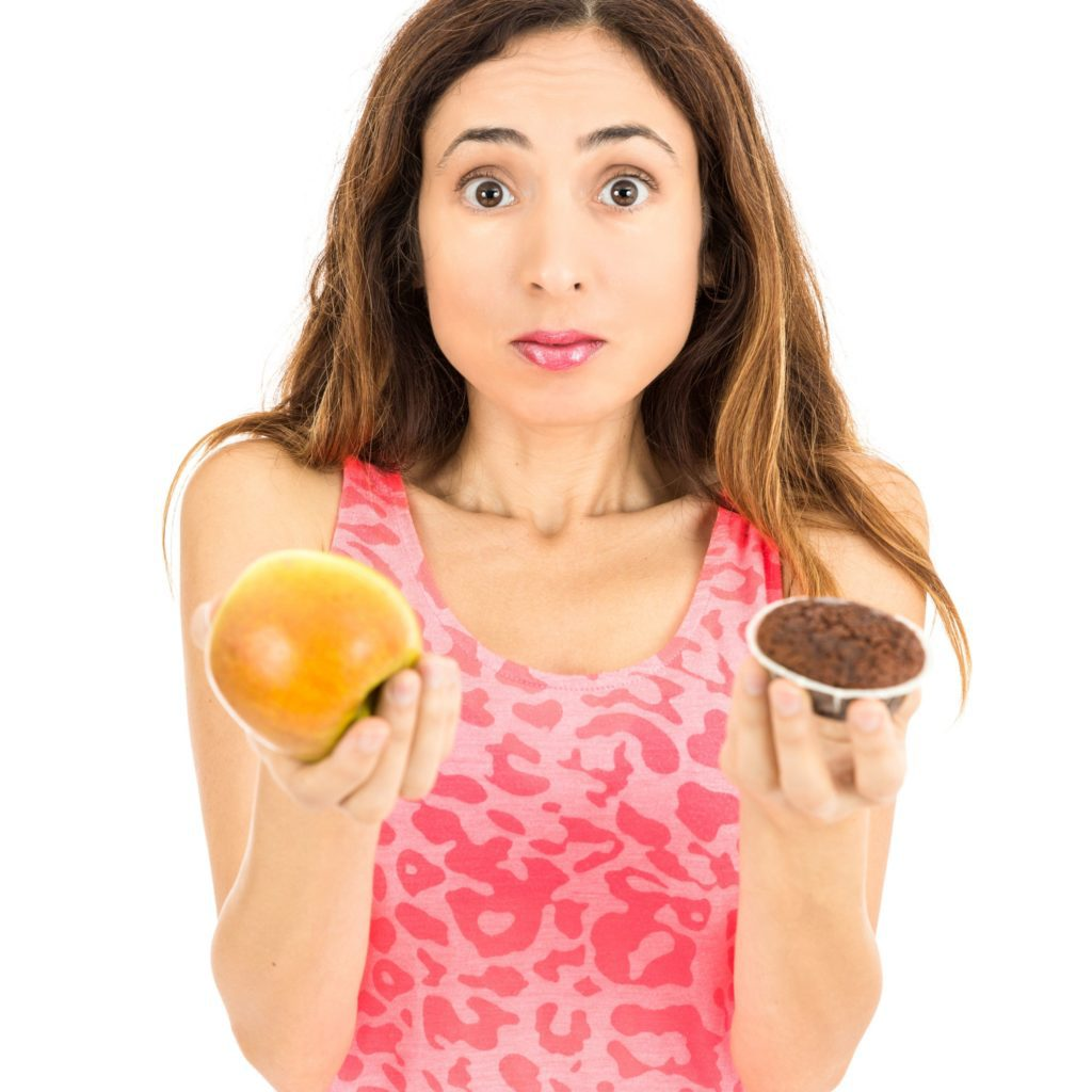 Your Body Tells You What You Should Eat To Be Healthy And Lose Weight - learn to listen - Image