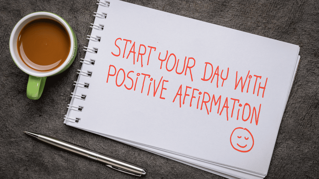 Weight Loss Affirmations Image